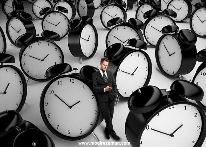 مدیریت زمان-شش راه انجام کار زیاد