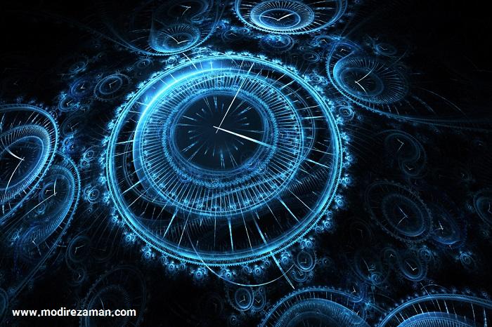 مدیریت زمان و مفهوم فضا زمان در نظریه نسبیت آلبرت انیشتین