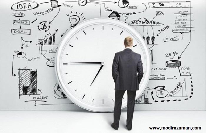 اولویت های مدیریت زمان