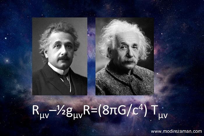مدیریت زمان و نظریه نسبیت انیشتین